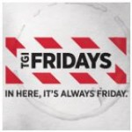 Restaurants-TGI Fridays Gift Cards